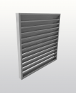 Fixed Louver