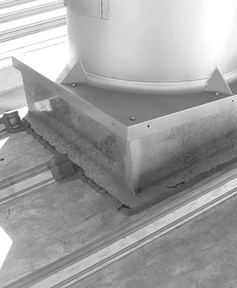 Roof Curb Steel Complements